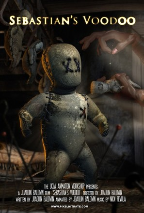 Sebastian's Voodoo - Movie Poster (thumbnail)