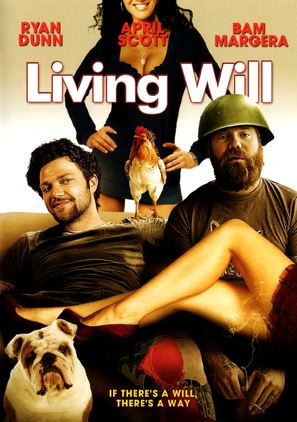 Living Will... - DVD movie cover (thumbnail)