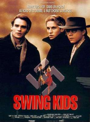 Swing Kids - French Movie Poster (thumbnail)
