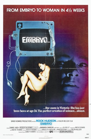 Embryo - Movie Poster (thumbnail)