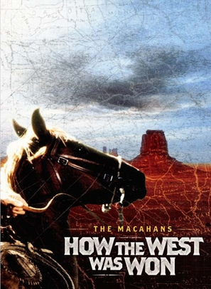 """""""How the West Was Won"""" - DVD movie cover (thumbnail)"""