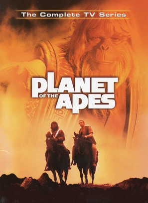 """Planet of the Apes"" - DVD movie cover (thumbnail)"