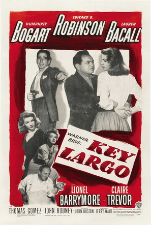 Key Largo - Movie Poster (thumbnail)