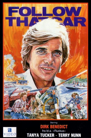 The Georgia Peaches - Norwegian VHS movie cover (thumbnail)