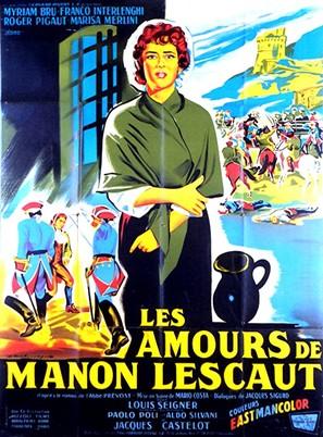 Amori di Manon Lescaut, Gli