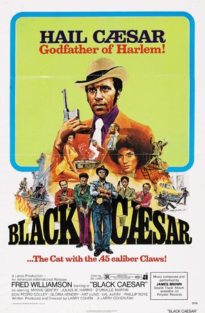 Black Caesar - Movie Poster (thumbnail)