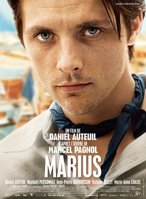 La trilogie marseillaise: Marius - French Movie Poster (thumbnail)