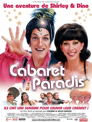 Cabaret Paradis - French Movie Poster (thumbnail)