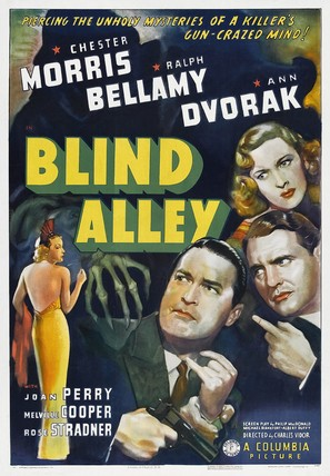 Blind Alley - Movie Poster (thumbnail)