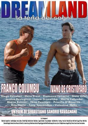 Dreamland: La terra dei sogni - Italian Movie Poster (thumbnail)