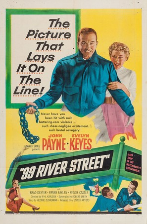 99 River Street - Movie Poster (thumbnail)