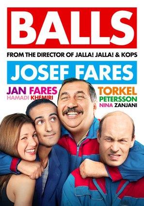 Farsan - Swedish Movie Poster (thumbnail)