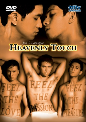 Heavenly Touch - German DVD cover (thumbnail)