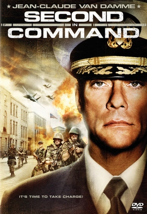 Second In Command - DVD movie cover (thumbnail)