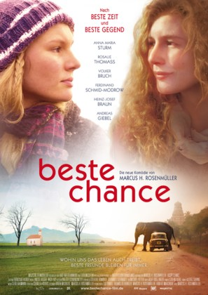 Beste Chance - German Movie Poster (thumbnail)