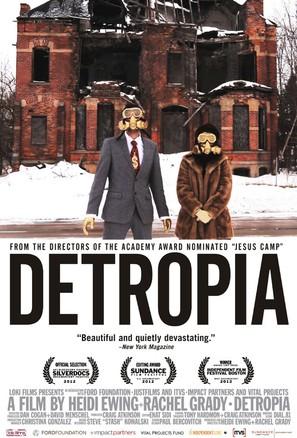 Detropia - Movie Poster (thumbnail)