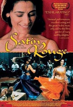 Satin rouge - poster (thumbnail)