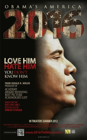 2016: Obama's America - Movie Poster (thumbnail)
