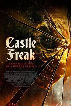 Castle Freak - Movie Poster (thumbnail)
