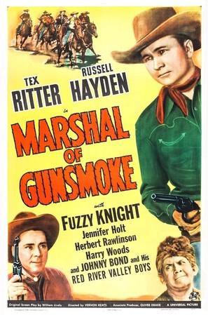 Marshal of Gunsmoke - Movie Poster (thumbnail)