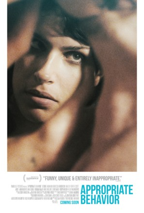 Appropriate Behavior - Movie Poster (thumbnail)