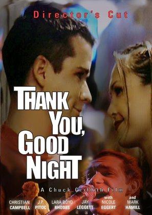Thank You, Good Night - DVD movie cover (thumbnail)
