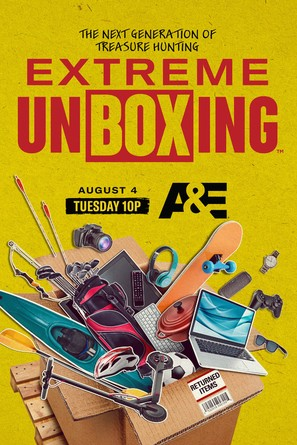 """Extreme Unboxing"""