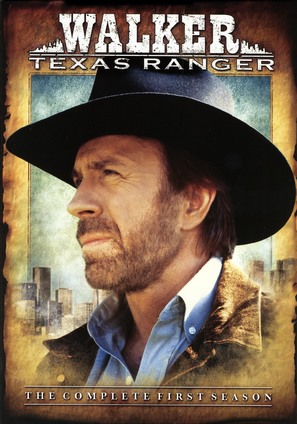 """""""Walker, Texas Ranger"""" - DVD movie cover (thumbnail)"""