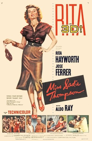 Miss Sadie Thompson - Movie Poster (thumbnail)