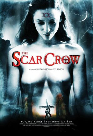 The Scar Crow - British Movie Poster (thumbnail)