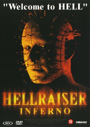 Hellraiser: Inferno - Dutch Movie Cover (thumbnail)