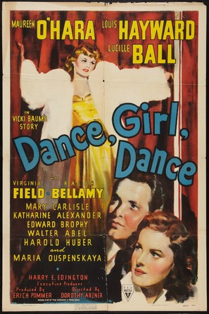 Dance, Girl, Dance - Movie Poster (thumbnail)