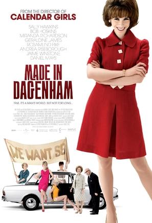 Made in Dagenham - Canadian Movie Poster (thumbnail)