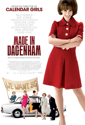 Made in Dagenham - Canadian Movie Poster (thumbnail)