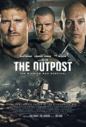 The Outpost - Movie Poster (thumbnail)