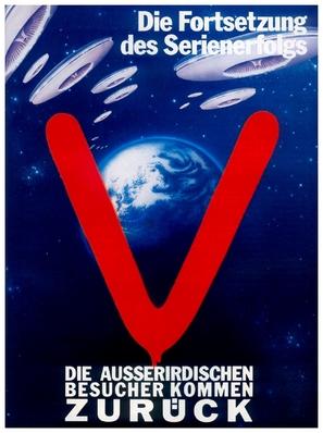 """V"" - German Movie Poster (thumbnail)"