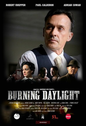 Burning Daylight - Canadian Movie Poster (thumbnail)