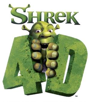 Shrek 4-D - Logo (thumbnail)