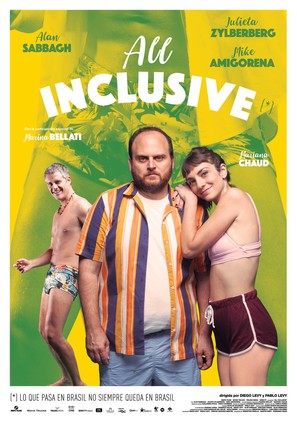 All Inclusive - Argentinian Theatrical movie poster (thumbnail)