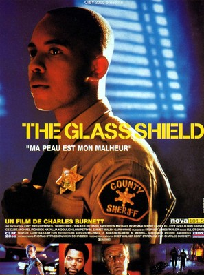 The Glass Shield - French Movie Poster (thumbnail)