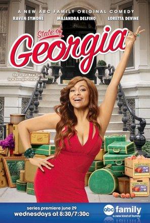 """""""State of Georgia"""" - Movie Poster (thumbnail)"""