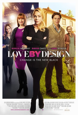 Love by Design - Romanian Movie Poster (thumbnail)