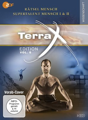 """Terra X - Rätsel alter Weltkulturen"" - German DVD cover (thumbnail)"