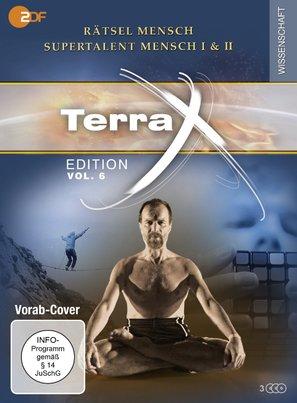 """""""Terra X - Rätsel alter Weltkulturen"""" - German DVD movie cover (thumbnail)"""