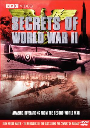 """Secrets of World War II"" - DVD cover (thumbnail)"