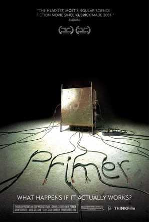 Primer - Movie Poster (thumbnail)