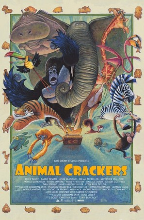 Animal Crackers - Movie Poster (thumbnail)