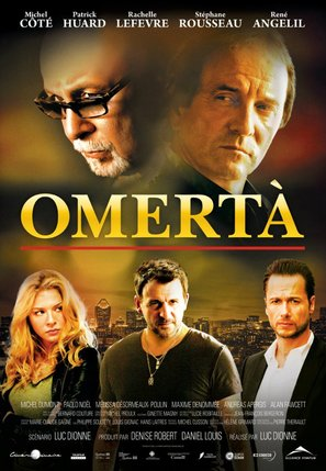 Omertà - Canadian Movie Poster (thumbnail)