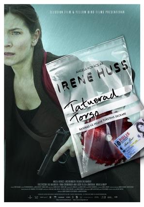 Irene Huss: Tatuerad torso - Swedish Movie Poster (thumbnail)