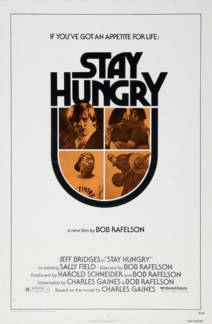 Stay Hungry - Movie Poster (thumbnail)